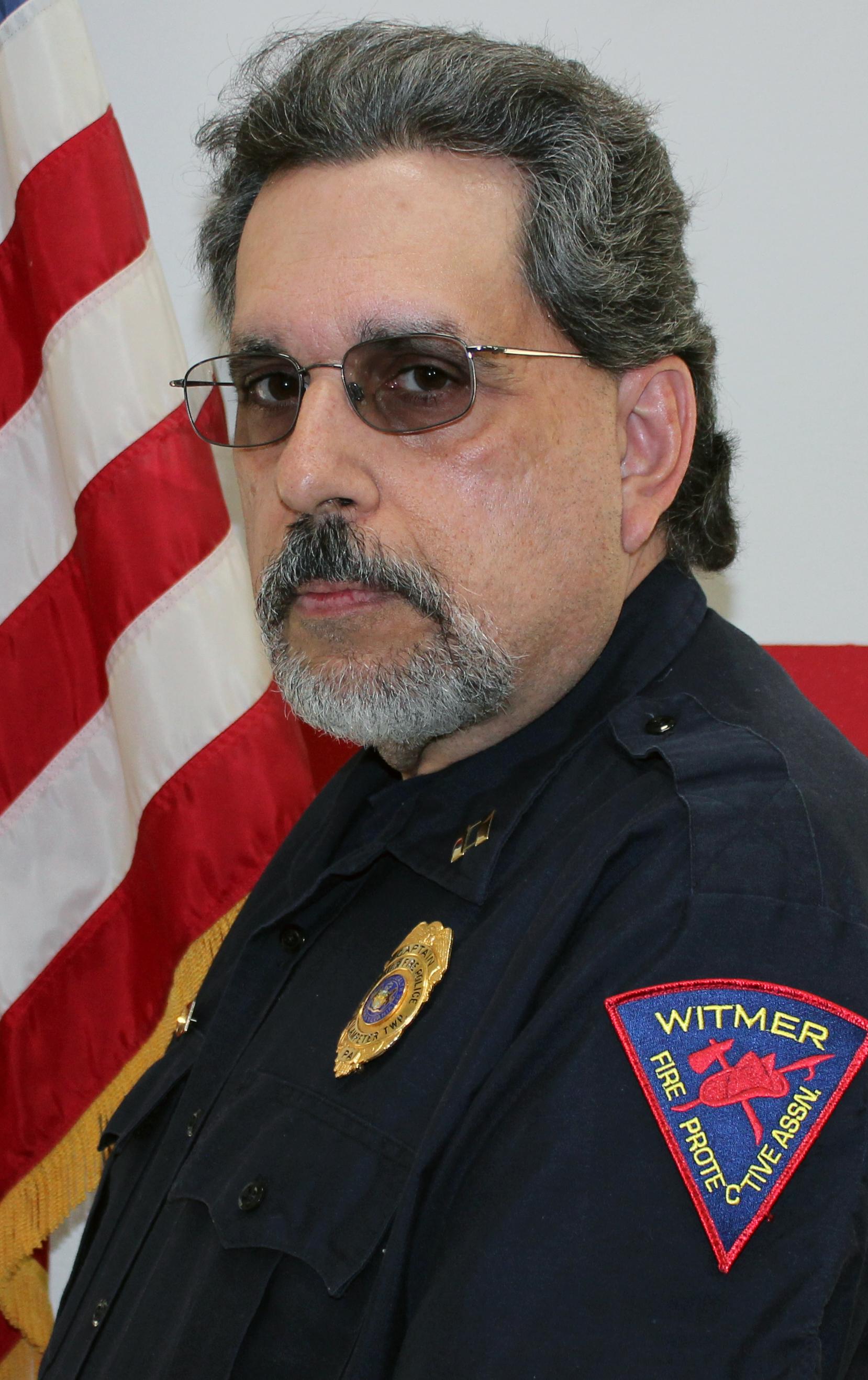 Fire Police Captain